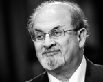 Salman Rushdie no Brasil: churrasco, praia e vodca com tônica
