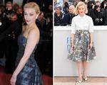 Sarah Gadon brilha em Cannes com relógios Jaeger-LeCoultre