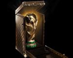 Taça da Copa do mundo ganha exposição e festa em São Paulo