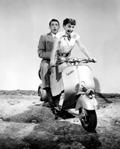 Moto ícone eternizada por Audrey Hepburn ganha exposição em SP