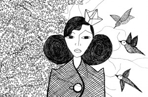 """""""Mary Poppins"""" com ilustrações de Ronaldo Fraga? Sim, um delírio…"""