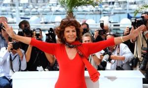 Executivos de Hollywood diziam que Sophia Loren não era fotogênica