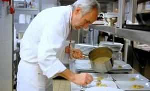 Chef do Cipriani Veneza no Cipriani do Copa: a gente provou