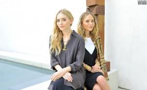 The Row, marca de luxo das irmãs Olsen, ganha primeira loja física