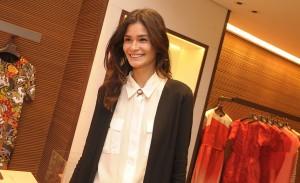 Fan di Fendi Blossom é lançado no shopping Cidade Jardim