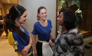 Com festa, Cris Barros abre mais uma loja no Rio de Janeiro