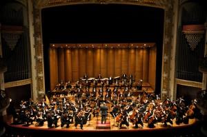 Theatro Municipal apresenta sinfonia de Gustav Mahler com o coral de Heliópolis