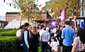 """Realizado em parceria com a SKY, o """"Arraiá no Jardim"""" foi um sucesso. Aos cliques"""