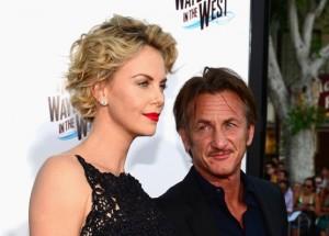 Charlize Theron e Sean Penn planejam casamento e filhos