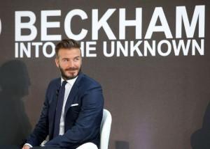Documentário da BBC com Beckham é sucesso antes mesmo de estrear