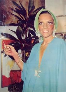 Conheça Beki Klabin, musa excêntrica dos anos 70 que ganhou fama por seus casos de amor