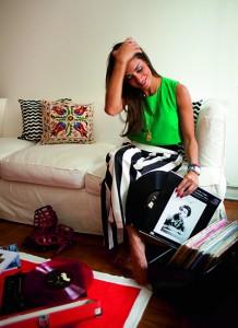 Marina Diniz indica itens que deixam seu corpo e mente sempre em sintonia
