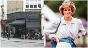 Café favorito da princesa Diana fecha as portas em Londres