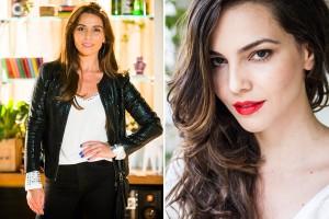 Personagens de Tainá Müller e Giovanna Antonelli trocam de estilo na novela
