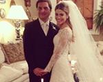 O casório rural de Fernanda Makhoul e Giuseppe Giamundo