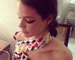 Laura Neiva na festa da Chanel: os compromissos de fidèle e de globette