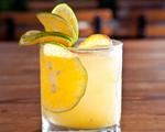 Caju e tangerina: bela dupla no drink deste fim de semana. Anote já!