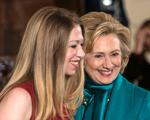 Hillary Clinton deu dicas para a filha Chelsea conseguir engravidar. Entenda!