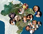 Siga os passos de celebridades que vão assistir à Copa no Brasil