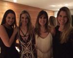 Clube da luluzinha no aniversário de Ticiane Pinheiro em SP. Vem ver!