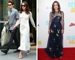 Keira Knightley desfila por Nova York com modelitos da Valentino