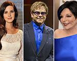 Lana Del Rey, Elton John e Liza Minnelli vão cantar em festival de Mônaco