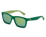 Olha só: tem Brasil também na nova coleção de óculos Lacoste