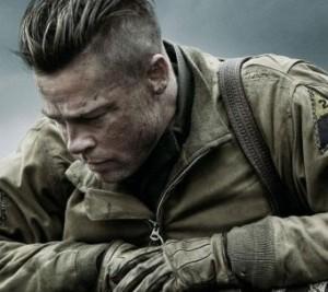 Brad Pitt em mais um filme sobre a Segunda Guerra. Play no trailer