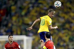 Jogo Brasil X México alavancou audiência de redes de TV nos EUA