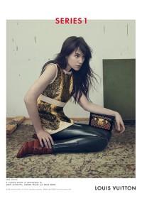 A campanha super cool da Louis Vuitton finalmente divulgada! Vem ver