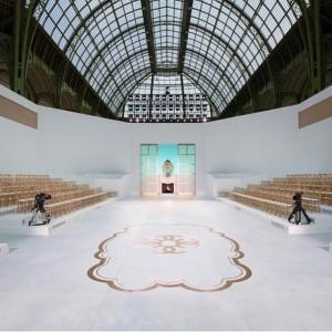O barroco moderno – e com os pés no chão – da Chanel em Paris