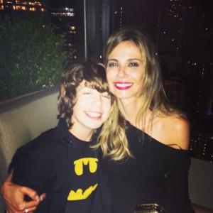 Aniversário de Mick Jagger, NY: Luciana Gimenez e Lucas foram