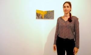 Maria Klabin recebe colegas de peso em vernissage no Rio