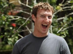 Mark Zuckerberg aumenta sua fortuna de um dia pro outro