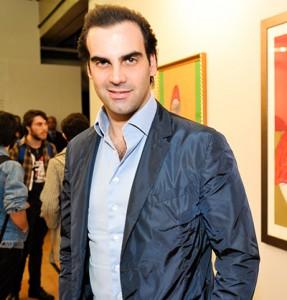 Alexandre Furmanovich celebra 30 anos com almoço em família