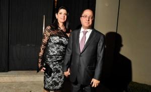 Roberto Kalil Filho comemora aniversário em Barcelona com a família