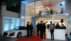 Audi escolhe a badalada rua Oscar Freire para inaugurar sua flagship