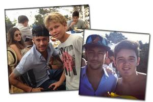 Neymar e Bruna Marquezine estão de férias em Ibiza. Saiba aqui