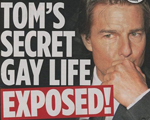 Tabloide solta a bomba: Tom Cruise teria vida secreta no mundo gay?