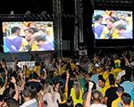 Glamurama marca presença nas principais torcidas de SP e Rio