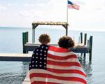 4 de julho! Os cliques no Instagram de quem homenageia a independência dos EUA