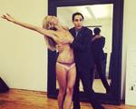 Para delírio de fãs, Heidi Klum posa nua no Instagram. Ao clique!
