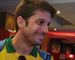 """Marco Antonio Gimenez avisa, direto do Bud Hotel: """"Erro de escalação"""""""