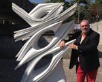 Pablo Atchugarry abre exposição no MuBE e conversa com Glamurama