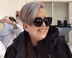 Regina Guerreiro está de visual novo. Glamurama mostra a mudança radical