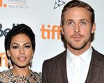 Casal cool, Eva Mendes e Ryan Gosling esperam pelo primeiro filho
