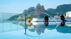 Hotéis cariocas viveram dias únicos nesta Copa. Gero e Fasano que o digam…