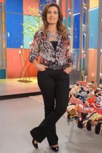 """Fátima Bernardes fala sobre moda antes e depois do """"Jornal Nacional"""""""