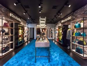 Fendi abre loja pop-up cool e descolada no Soho, em NY