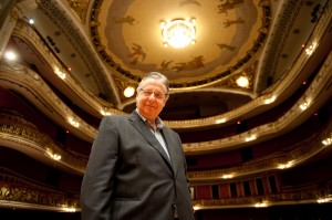 Maestro John Neschling recebe homenagem especial em Lisboa